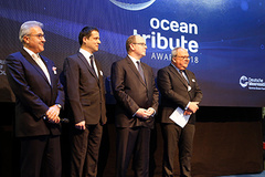 "- The foundation of Prince Albert of Monaco called to enter projects for ""ocean tribute"" Award."