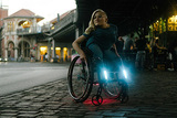 """Made for my Wheelchair"": Do-It-Yourself-Beleuchtung für elektrische Rollstühle"